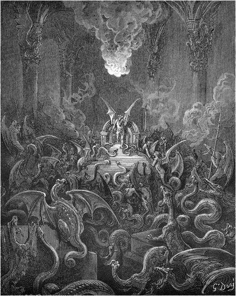 гадалка - культ Сатаны. Сатана. Дьявол. Люцифер ( фото, видео, демотиваторы, картинки) - Страница 2 _sajZJSW3to