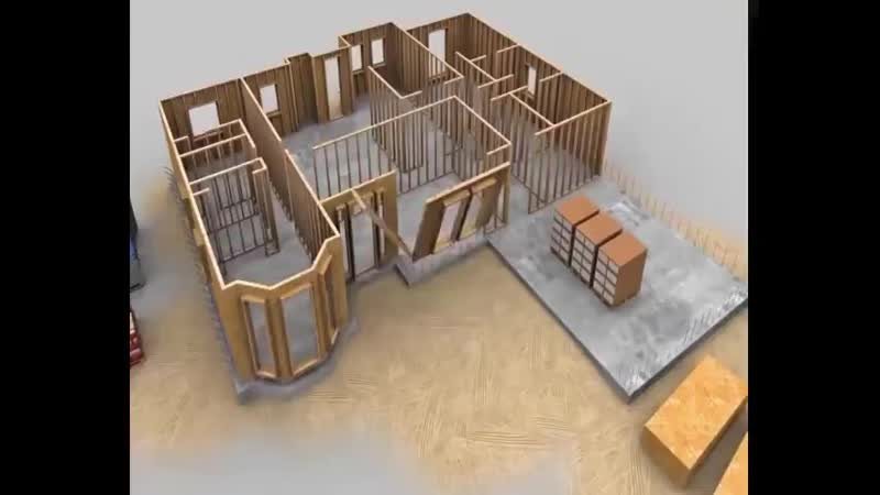 Строительство монолитного дома Заметки строителя