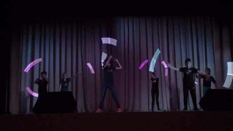 Детская студия flow art и светового шоу «CoolKids». Навальніца