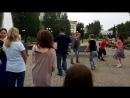 танцы на фонтанах