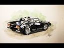 DeTomaso Pantera GT5 1984