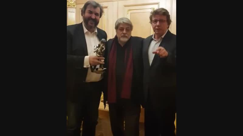 Премия Федерации еврейских общин России Скрипач на крыше Номинация Человек-легенда