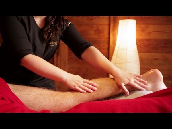 Massage des jambes lourdes Ahimsa by Isabelle TROMBERT