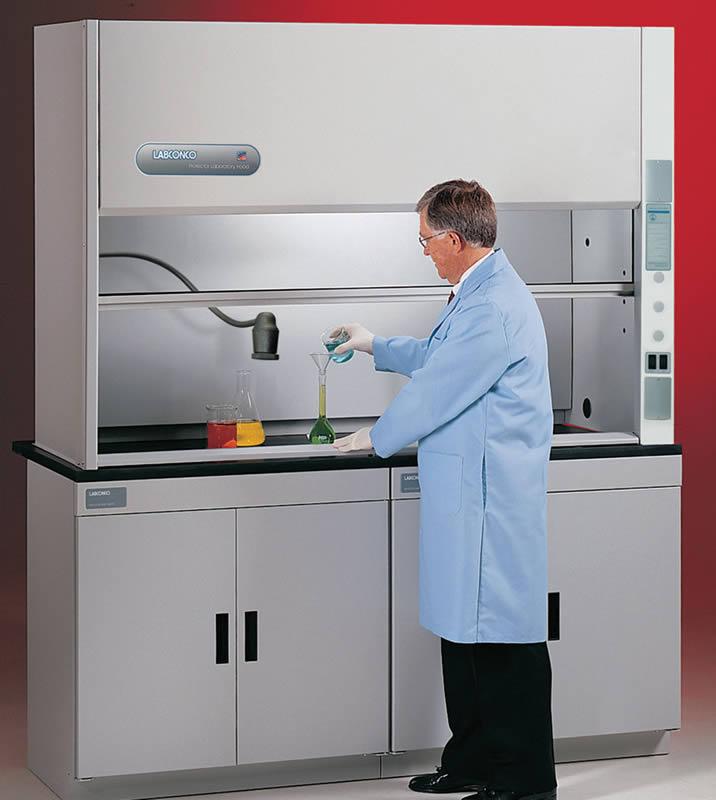 Что такое вытяжной шкаф для химической лаборатории?