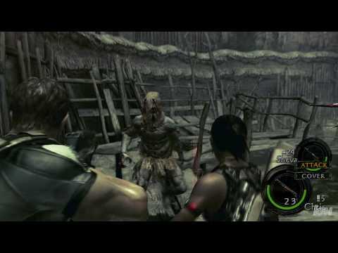 Resident Evil 5 - Headshots
