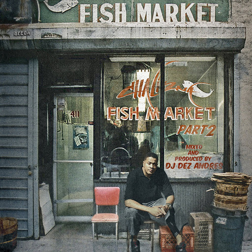 Chali 2na альбом Fish Market Pt. 2