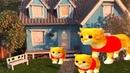 ПРИКЛЮЧЕНИЕ МАЛЕНЬКОГО КОТЕНКА мультфильм про котят мультик для детей и малышей УШАСТИК КИДС