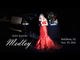 Jackie Evancho - Medley -  Red Bank, NJ
