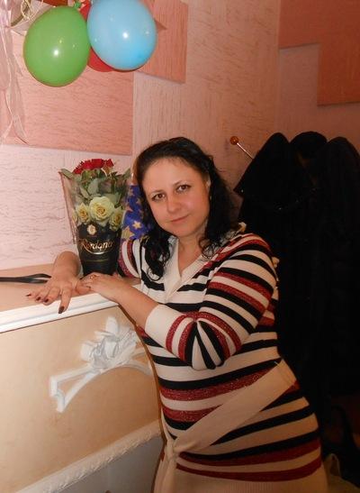 Оксана Борисова, 4 апреля 1976, Донецк, id150434697