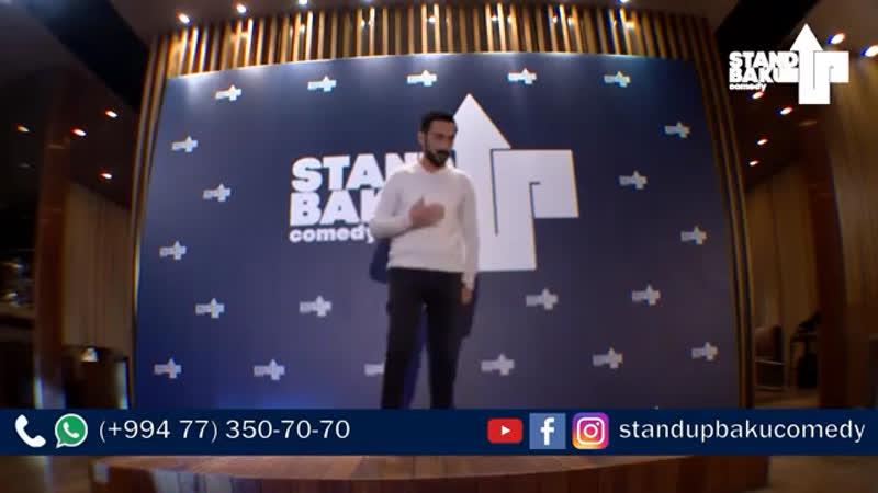 Səbuhi Bayramov (Stand UP Baku 24-cü şou)