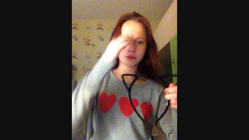 Аня Третьякова — Live