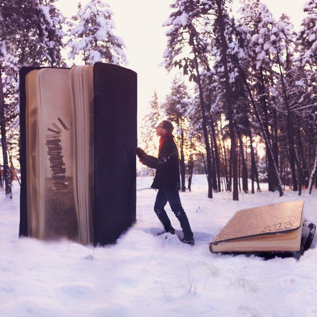 Канадский фотограф Джоэл Робинсон создает умопомрачительные сюрреалистические фотографии, постоянно расширяя свое портфолио.