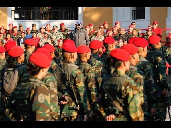 Jefe de Estado lideró actos en conmemoración de la Rebelión 4-F