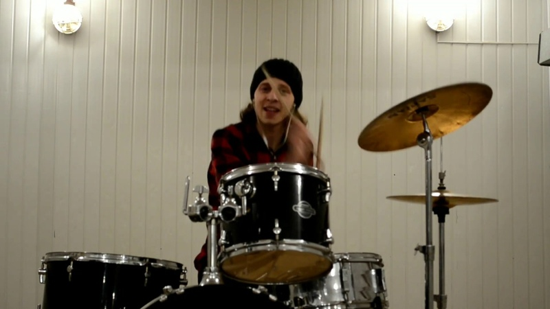 30 seconds to mars The kill Drum cover by Vlados Drummer