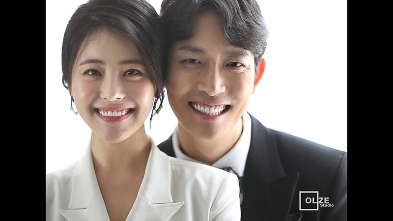 KOREA PRE WEDDING OLZE STUDIO NEW REVIEW