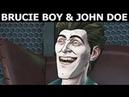 Brucie Boy John Doe As Good Friends - BATMAN Season 2 The Enemy Within Episode 3: Fractured Mask