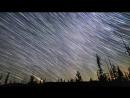 Perseid Meteor Shower Timelapse