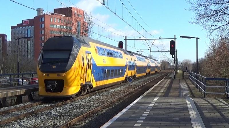 VIRMm 9407 komt aan in Rotterdam Alexander
