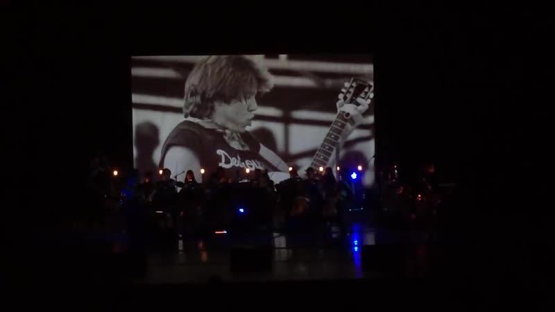 Рок Хиты Симфонического Оркестра Resonance Red Tour 25_10_15 Великий Новгород