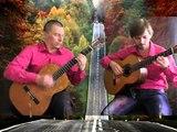 Гитары без границ Oscar lopez - Distancia