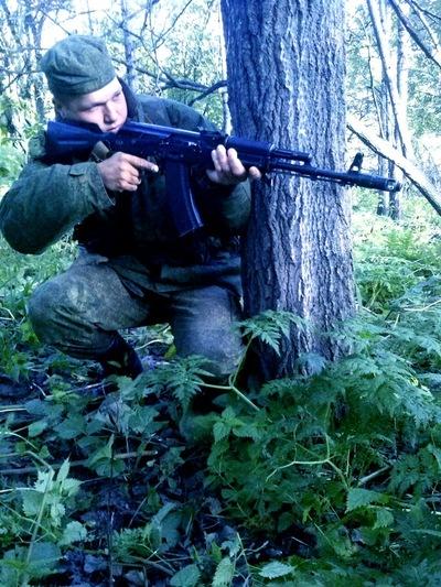 Андрей Зайцев, 28 ноября 1990, Томск, id33668833