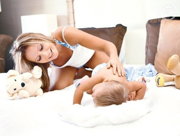 Для ребенка мать — единственный человек, который поцелует болячку и ему сразу полегчает, — а попробуй-ка объяснить это с научной точки зрения.