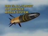 Saab - RBS 70 Man-Portable Air-Defence Missile System [480p]