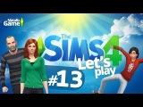 The Sims 4 Поиграем? Семейка Митчелл / #13 Джошуа, не плачь!