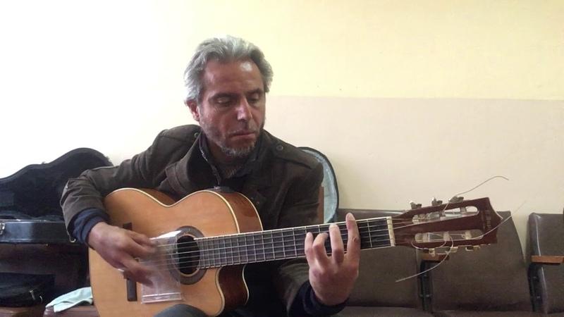 Виктор Цой -Муравейник -guitar cover Garri Pat