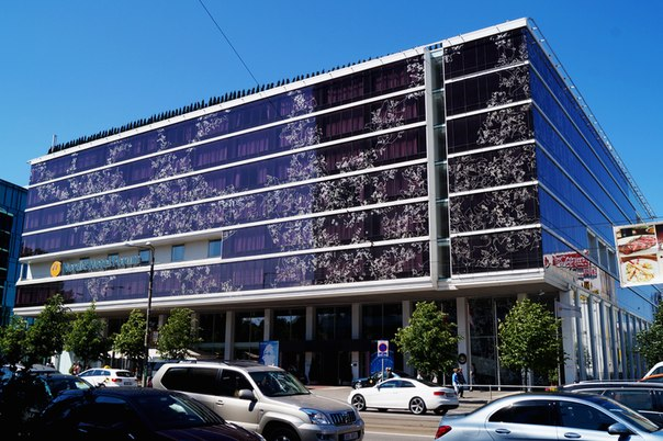 Фасад здания в Таллине