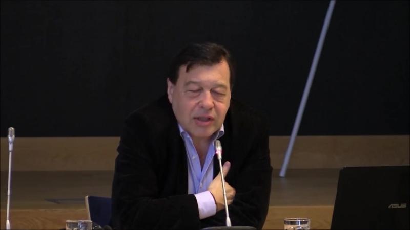 20 сентября Беседа о пенсионной реформе с Евгением Гонтмахером