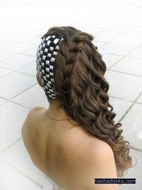 Косы простые для начинающих поэтапно на длинные волосы.