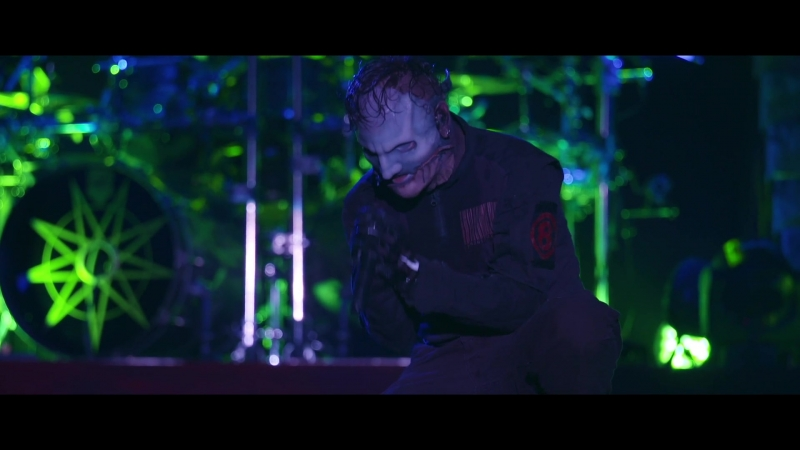 Slipknot. Full Show. Day Of The Gusano 2017. Blu-ray.