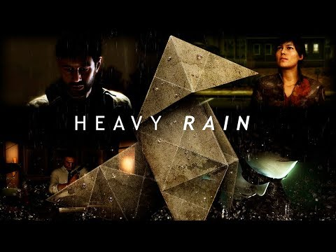 Heavy Rain   Полное Боярское Прохождение НОН-СТОП (2k 60fps)