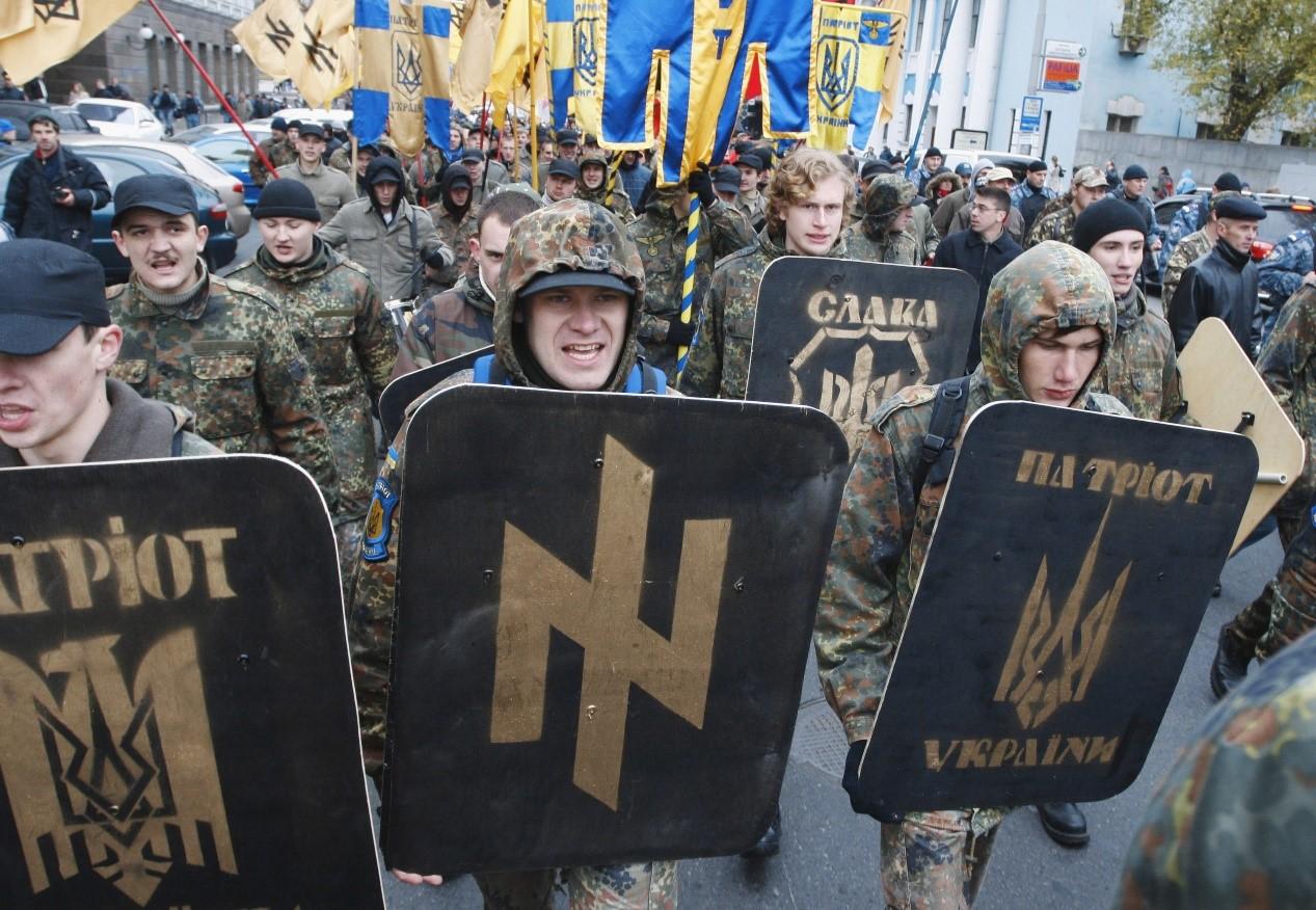 Картинки фашизм в украине