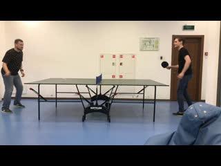 Кеша - Юра, Юра - Андрей (1/16 - 1/8 Zinger Tennis Cup)