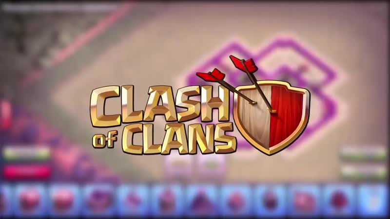 Clash of Clans - Непобедимая база 6 тх ( 2016 ).mp4
