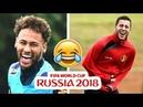 Приколы и смешные моменты с Чемпионата мира по футболу 2018