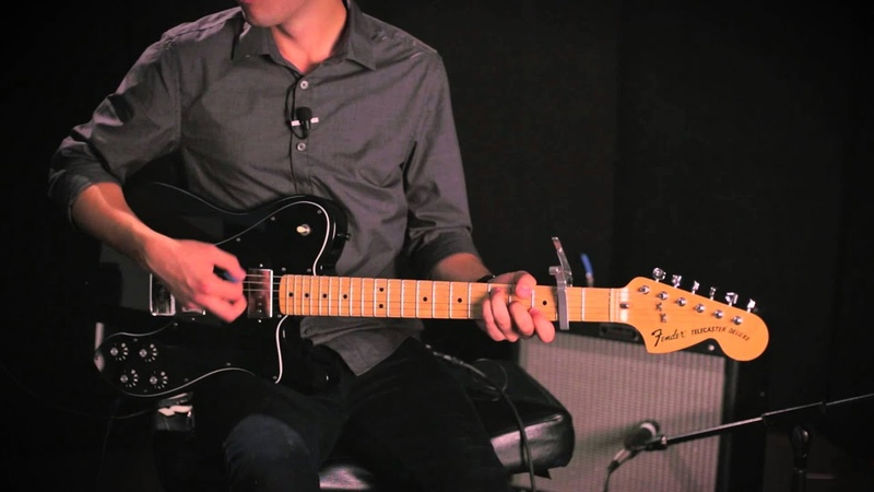 COS Electric Guitar Rhythm Tutorial for Burning Ones by Jesus Culture