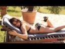 All natural tits - Anastasia Harris striptease 18
