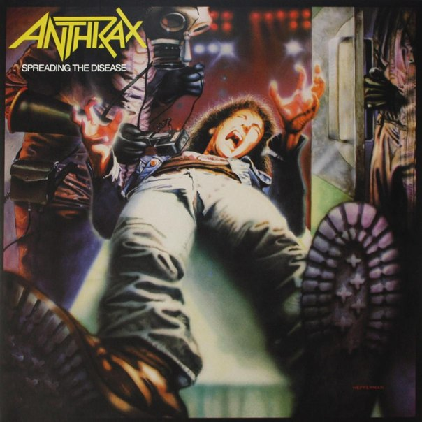 Anthrax скачать торрент дискография - фото 2