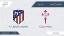 Atletico Madrid 2:2 Celta Vigo, 13 тур (Испания)