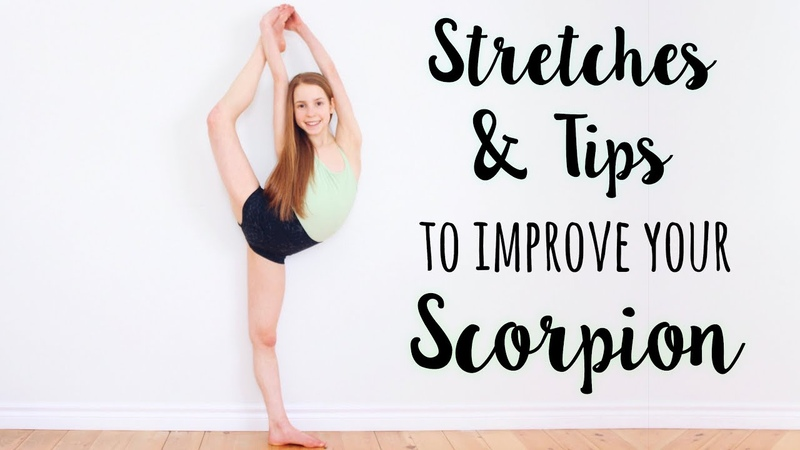How to do a Scorpion