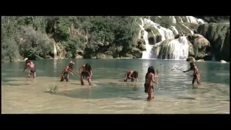 Winnetou und Old Shatterhand Drehortsuche in Kroatien 4 Krka