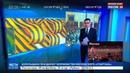 Новости на Россия 24 • Георгиевская ленточка на Украине расстрелять из пулемета