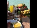 Сніданок на Мальдівах