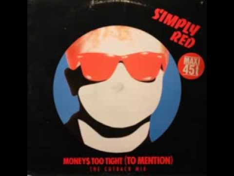 Simply Red Money$ too tight extended version