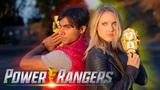 Dino Mega Charge - POWER RANGERS Trailer ft. Ciara Hanna & Brennan Mejia