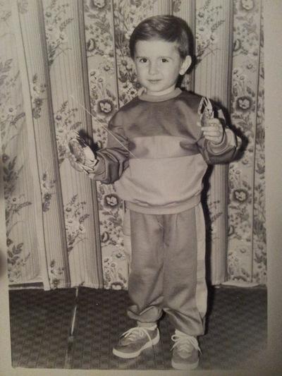 Паша Потоцкий, 18 июля 1993, Минск, id182424514