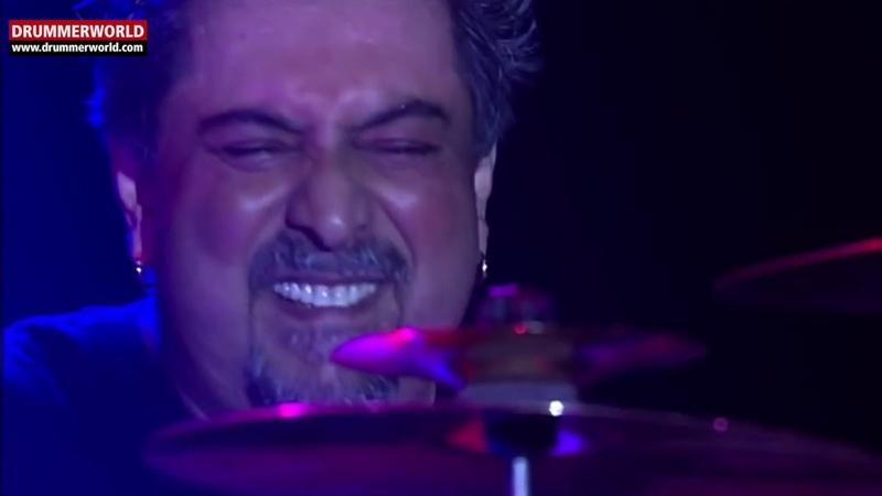 Ranjit Barot - John McLaughlin: DRUM SOLO RIFF RAFF